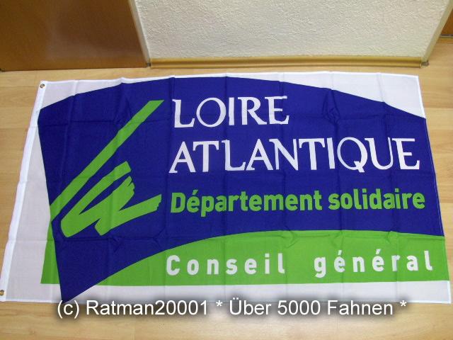 Loire Atlantique - 90 x 150 cm