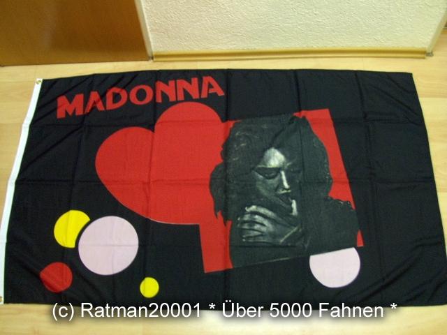 Madonna - 90 x 150 cm