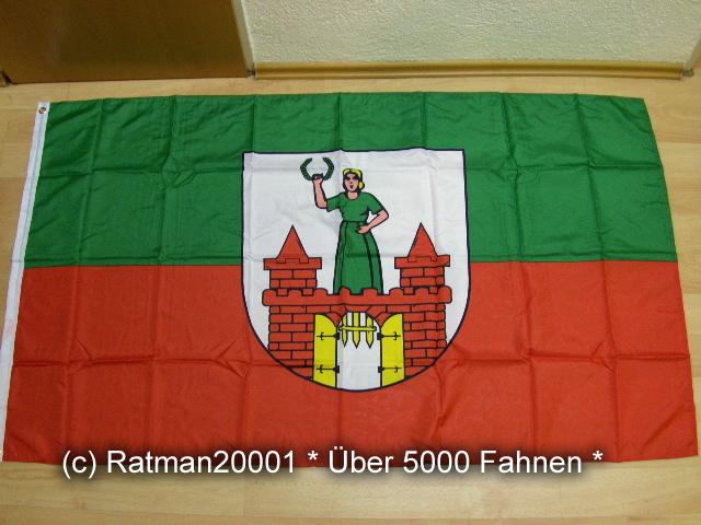Magdeburg - 90 x 150 cm