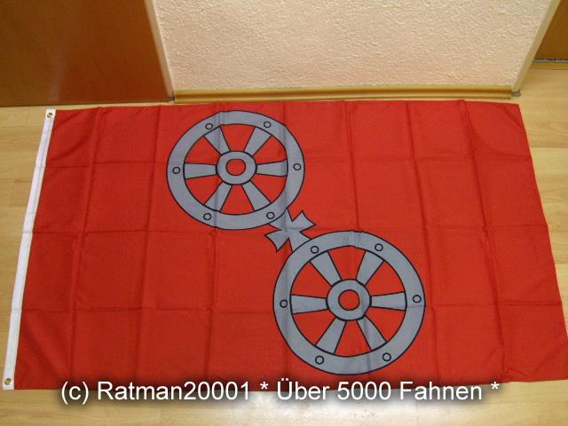 Mainz - 90 x 150 cm