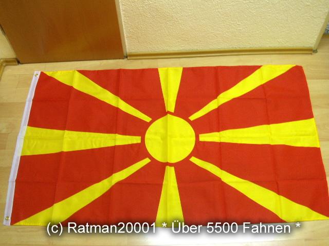 Mazedonien - 90 x 150 cm