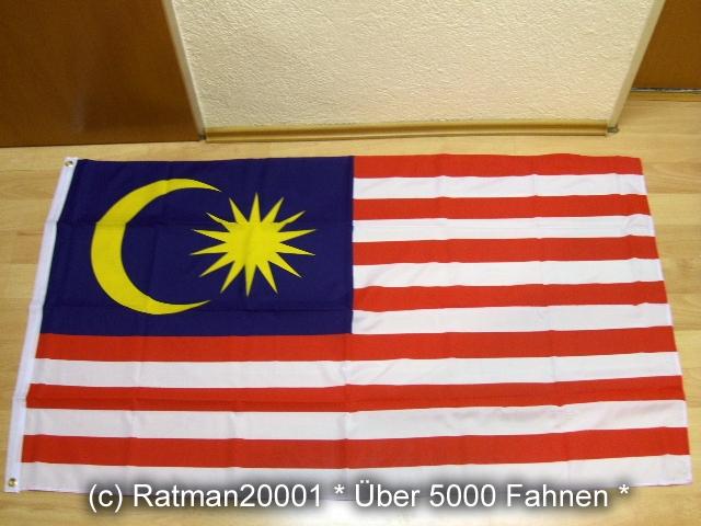 Malaysia - 90 x 150 cm