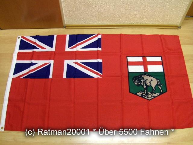 Manitoba - 90 x 150 cm