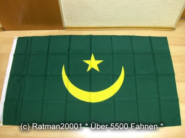 Mauretanien - 90 x 150 cm
