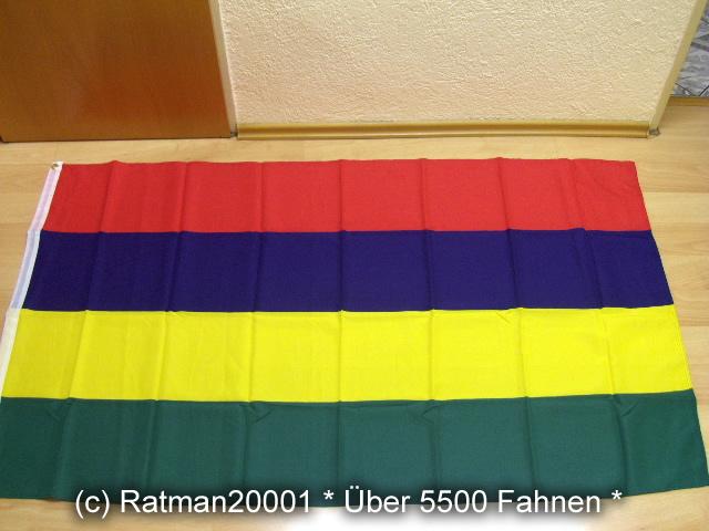 Mauritius - 90 x 150 cm