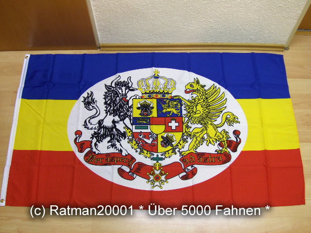 Mecklenburg Strelitz - 90 x 150 cm