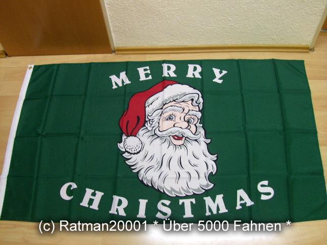 Merry Christmas Quer - 90 x 150 cm