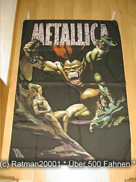 Metallica B030 - 95 x 135 cm