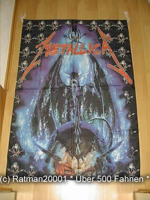 Metallica B 061 95 x 135 cm