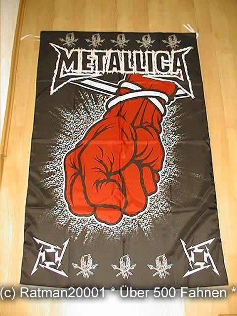 Metallica BT 157 95 x 136 cm