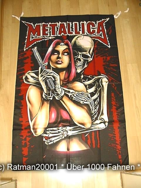 Metallica BT 174 - 95 x 135 cm