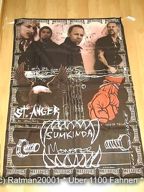 Metallica VD 16 - 95 x 135 cm