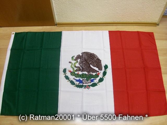 Mexico - 90 x 150 cm