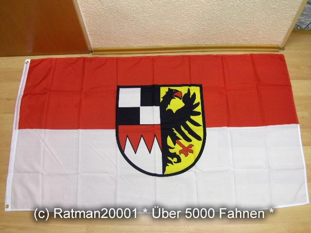 Mittelfranken - 90 x 150 cm