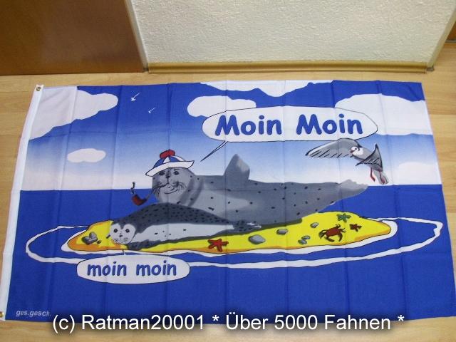 Moin Moin Sandbank - 90 x 150 cm