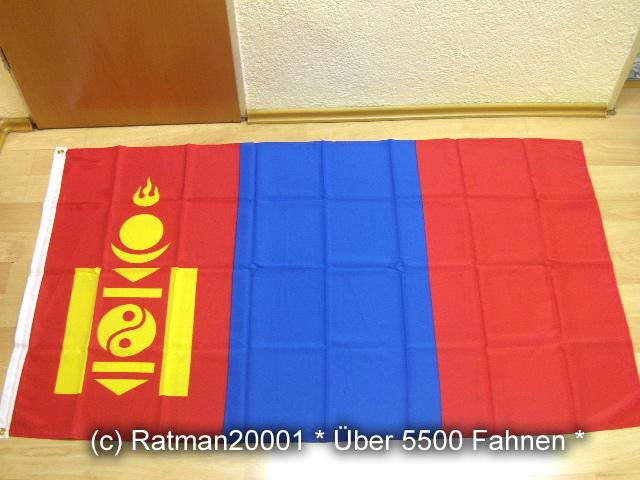 Mongolei - 90 x 150 cm