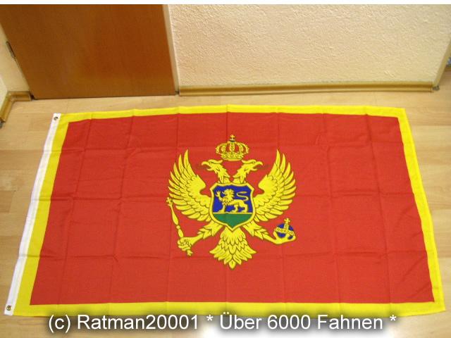 Montenegro - 90 x 150 cm