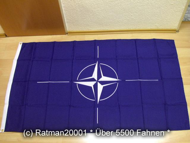 NATO - 90 x 150 cm