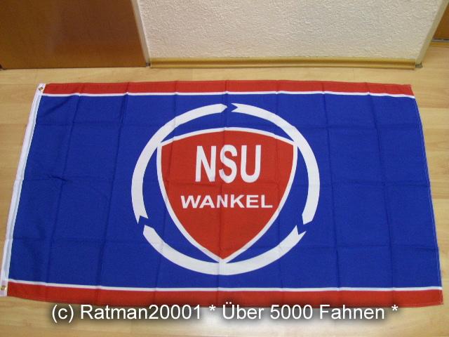 NSU Wankel - 90 x 150 cm