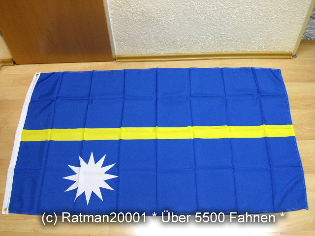 Nauru - 90 x 150 cm