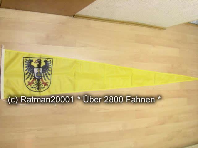 Neckargemünd Langwimpel Wimpel - 38 x 240 cm