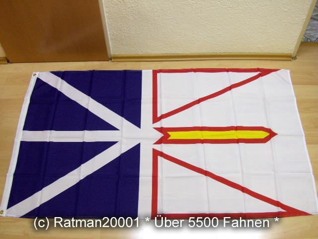 Neufundland Kanada - 90 x 150 cm