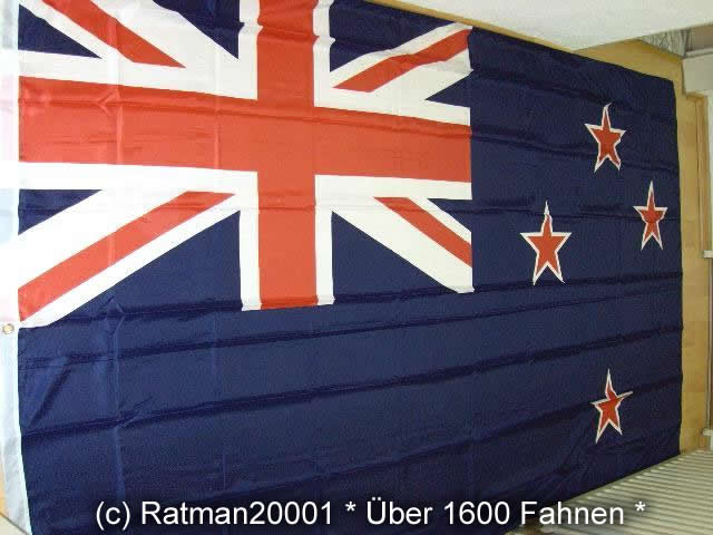Neuseeland - 1 - 150 x 250 cm