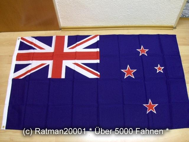 Neuseeland - 90 x 150 cm