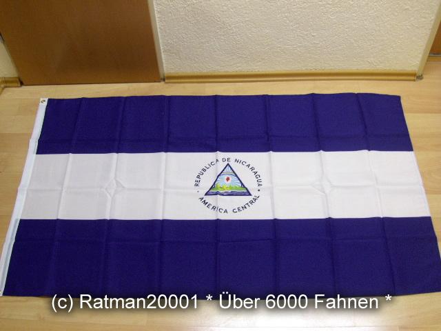 Nicaragua - 90 x 150 cm