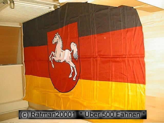 Niedersachsen schwere Ausführung - 150 x 250 cm