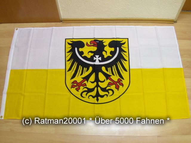 Niederschlesien - 90 x 150 cm