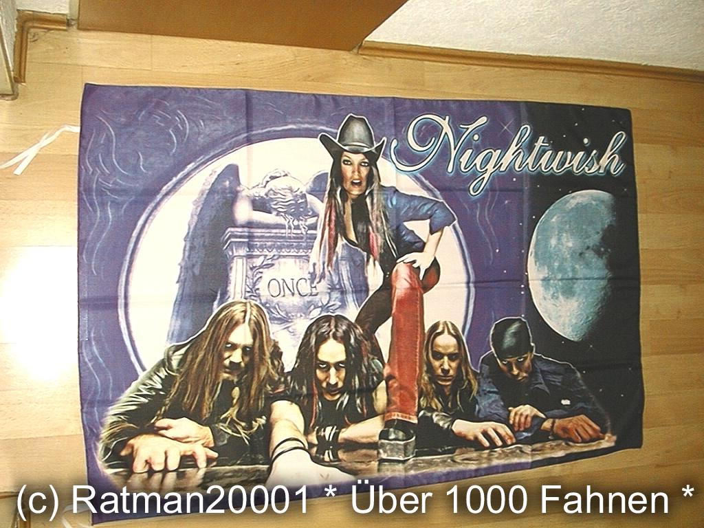 Nightwish BT 175 - 135 x 95  cm