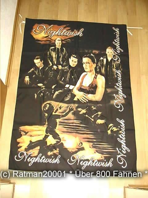 Nightwish VD 42 - 95 x 135  cm