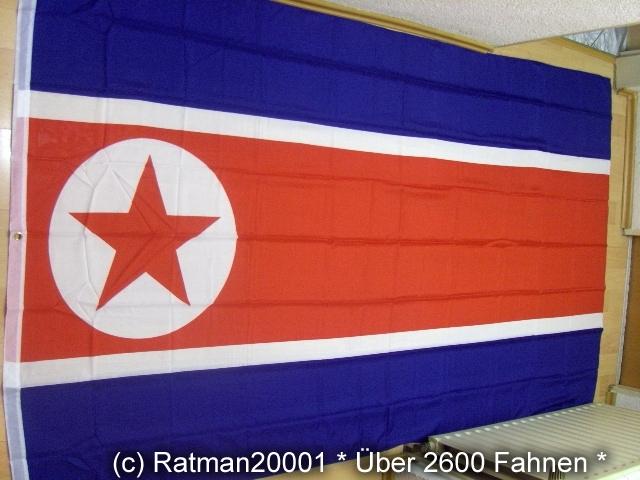 Nord Korea Nordkorea - 1 - 150 x 250 cm