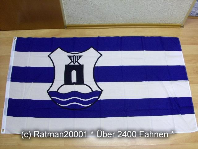 Norderney Wappen - 90 x 150 cm