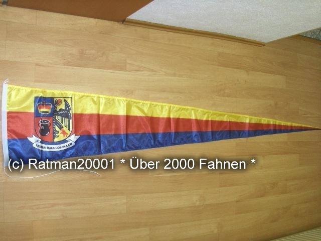 Nordfriesland Wimpel - 38 x 240 cm