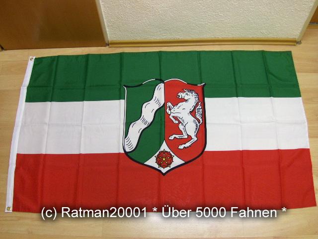 Nordrhein Westfalen - 90 x 150 cm
