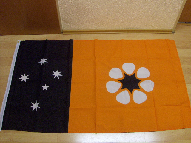 Australien Northern Territory - 90 x 150 cm