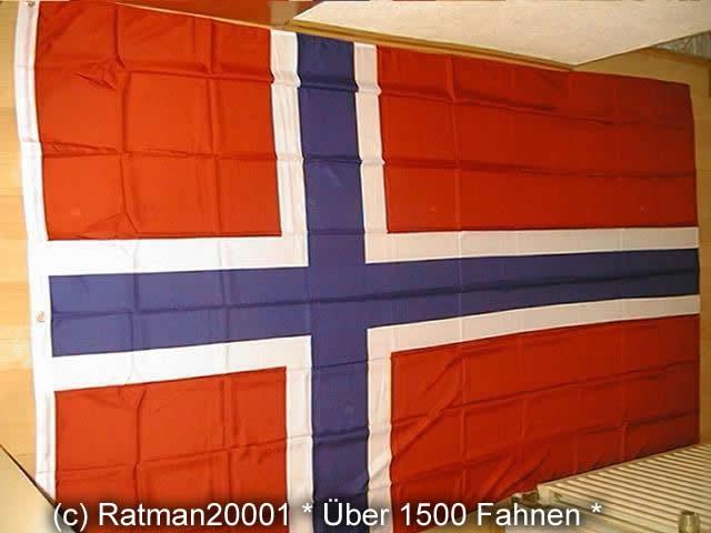 Norwegen - 1 - 150 x 250 cm