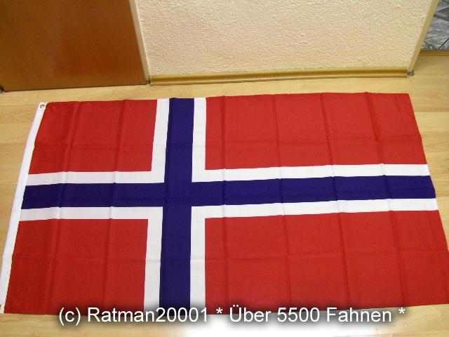 Norwegen - 90 x 150 cm