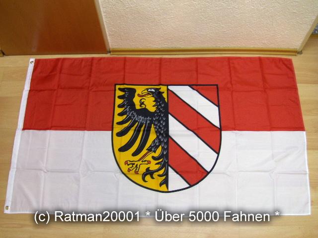 Nürnberg - 90 x 150 cm