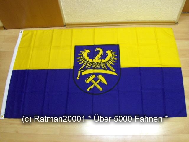 Oberschlesien - 90 x 150 cm