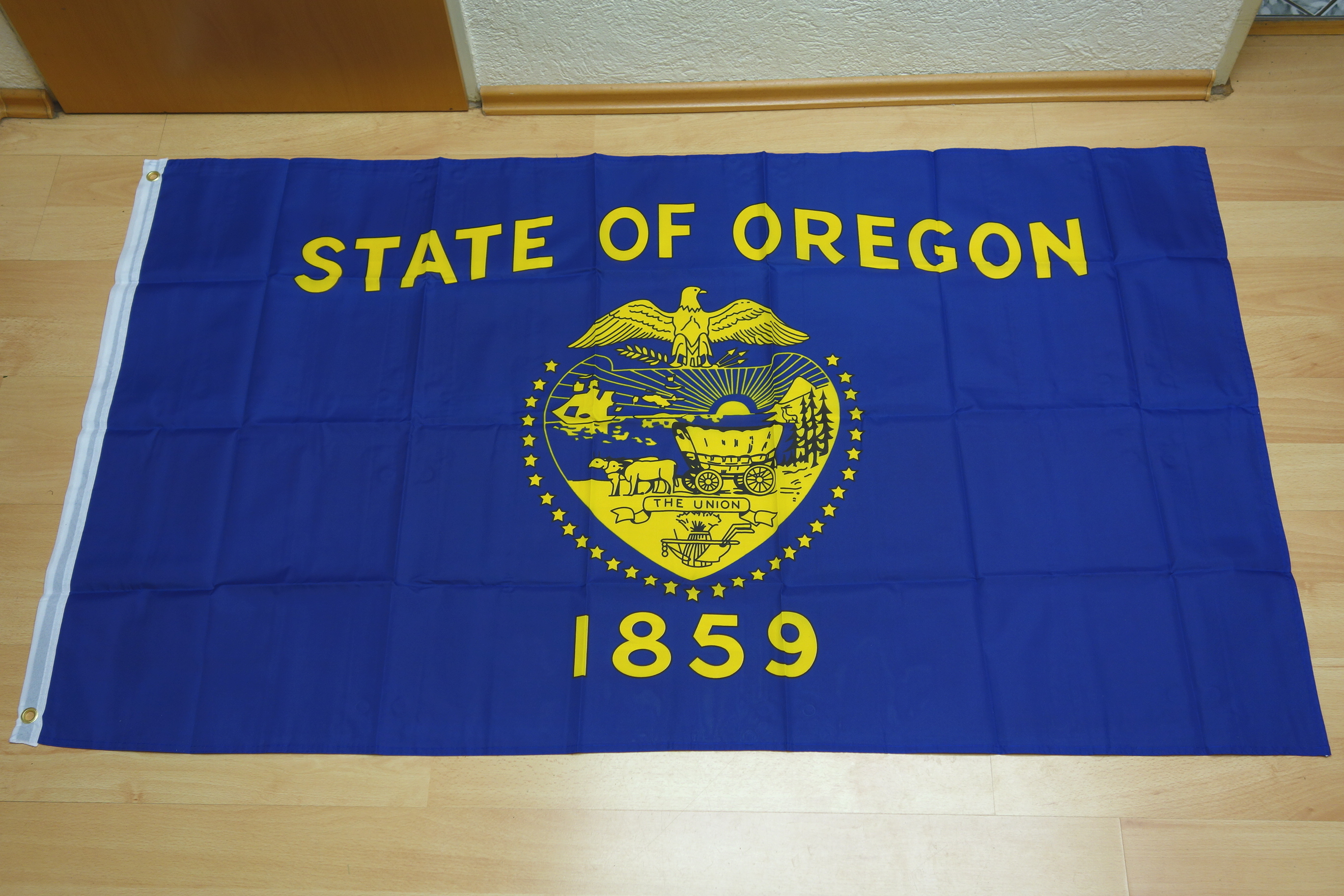 Oregon Bundesstaat USA - 90 x 150 cm