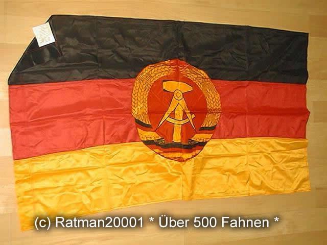 Original DDR Klein - 80 x 135 cm