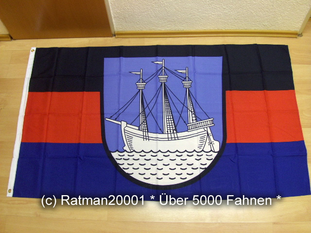 Ostfriesland Bunde - 90 x 150 cm