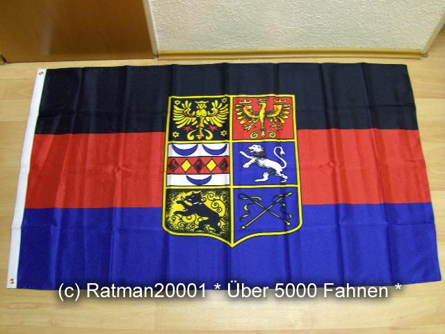 Ostfriesland Stadtwappen - 90 x 150 cm
