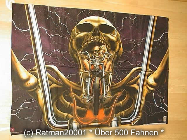 Ghost Rider - 73 x 107 cm