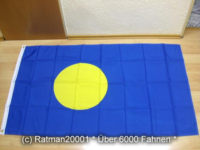 Palau - 90 x 150 cm