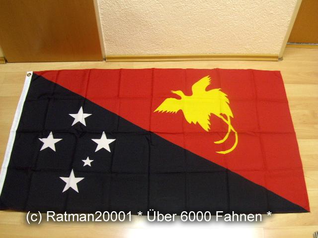 Papua Neuguinea - 90 x 150 cm