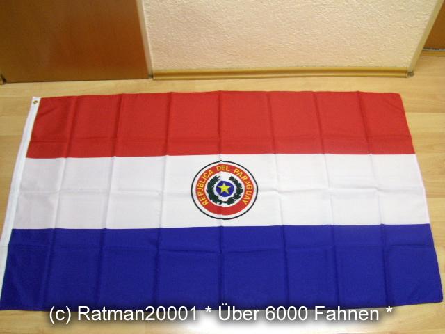 Paraguay - 90 x 150 cm